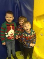 A Merry Christmas from Nursery