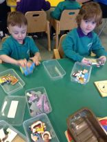New year and Nursery are already working hard !